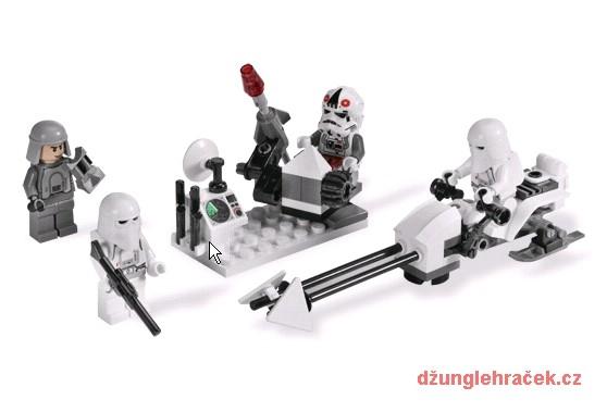 Lego 8084 Star Wars Jednotka Snowtrooperů