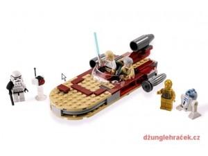 obrázek Lego 8092 Star Wars Lukes Landspeeder