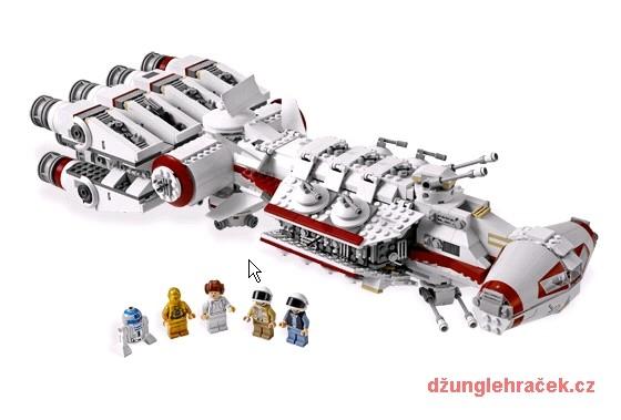 Lego 10198 Tantive IV blockade runner - Exclusive