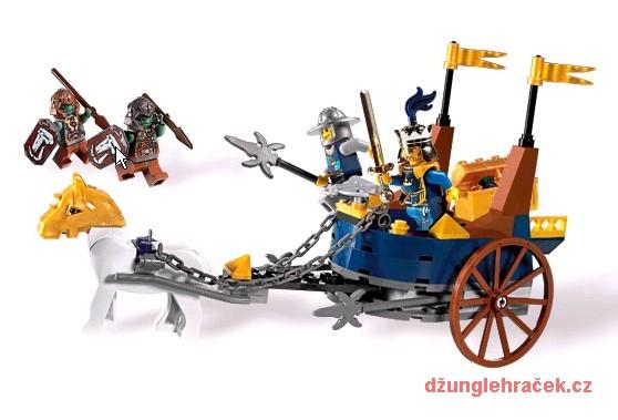 Lego 7078 Králův bojový vůz