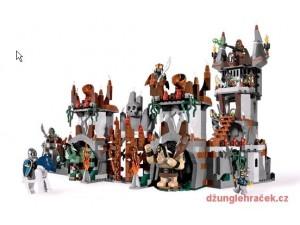 Lego 7097 Castle Horská pevnost trolů