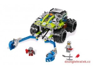 obrázek Lego 8190 Power Miners Terénní auto s chapadly