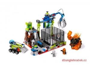 obrázek Lego 8191 Power Miners Pevnost Lavatraz