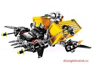obrázek Lego 5972 Space Police Únik vesmírného náklaďáku