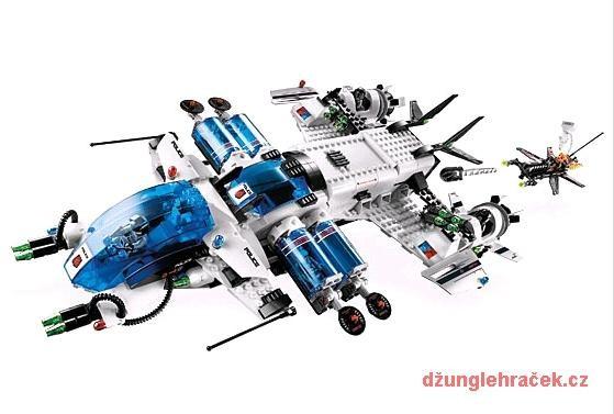Lego 5974 Space Police Galaktický exekutor