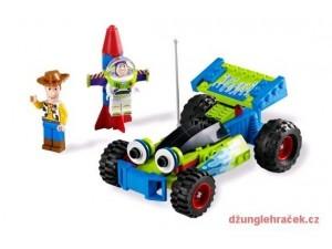 obrázek Lego 7590 Toy Story Woody a Buzz zachraňují