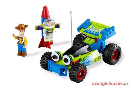 Lego 7590 Toy Story Woody a Buzz zachraňují