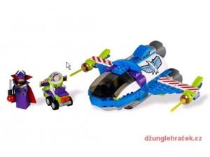 obrázek Lego 7593 Buzzův vesmírný velitelský raketoplán