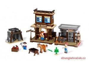 Lego 7594 Toy Story Woody v akci!
