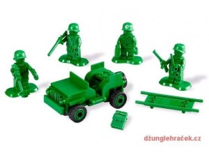 obrázek Lego 7595 Toy Story Vojáci na hlídce