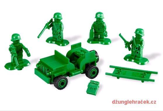Lego 7595 Toy Story Vojáci na hlídce