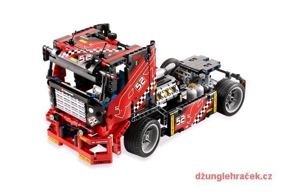 Lego 8041 Technic Race Truck