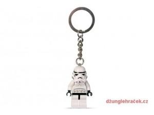 obrázek Lego 850355 Stormtrooper přivěsek na klíče.