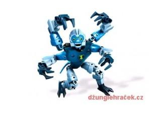 obrázek Lego 8409 Ben 10 Alien Force Spidermonkey