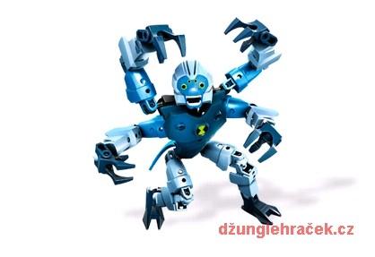 Lego 8409 Ben 10 Alien Force Spidermonkey