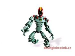 obrázek Lego 8410 Ben 10 Alien Force Swampfire