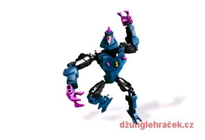 Lego 8411 Ben 10 Alien Force ChromaStone
