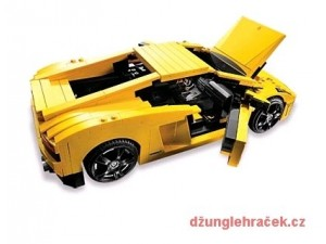 obrázek Lego 8169 Racers Lamborghini Gallardo