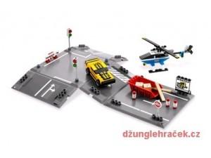 obrázek Lego 8196 Racers Únik před helikoptérou