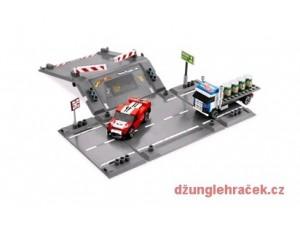 obrázek Lego 8198 Racers Havárie na rampě