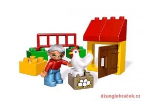 obrázek Lego 5644 Duplo Kurník