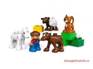 obrázek Lego 5646 Mláďata na farmě