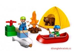 obrázek Lego 5654 Duplo Výprava na ryby