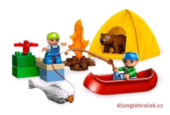 Lego 5654 Duplo Výprava na ryby