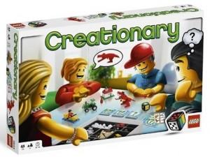 obrázek Lego 3844 Creationary