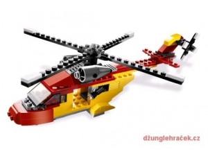 obrázek Lego 5866 Creator Záchrana ze vzduchu
