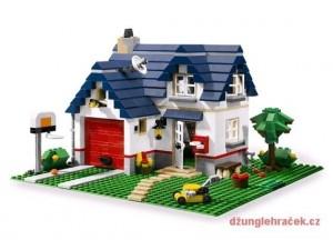 obrázek Lego 5891 Creator Rodinný domek