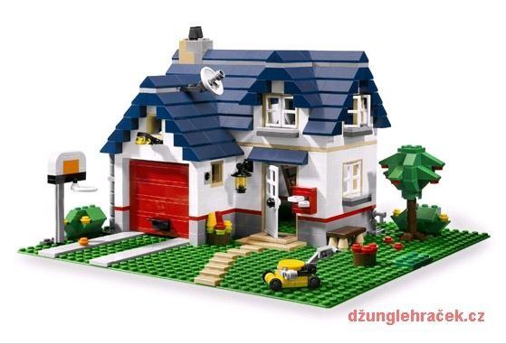Lego 5891 Creator Rodinný domek
