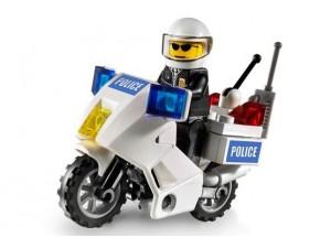 Lego 7235 Policejní motorka