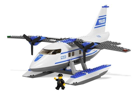 Lego 7723 City Policejní hydroplán