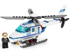 obrázek Lego 7741 City Policejní vrtulník