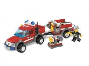 obrázek Lego 7942 City Off-Road Hasičský vůz