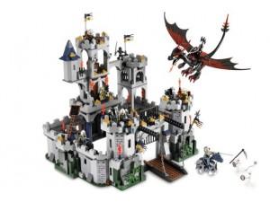 Lego 7094 Castle Oblehání královského hradu