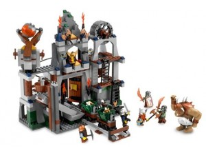 Lego 7036 Důl trpaslíků