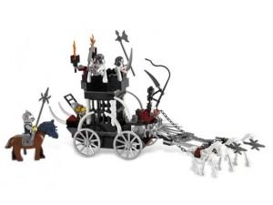 obrázek Lego 7092 Kostlivcův vězeňský kočár