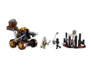 Lego 7091 Rytířský obranný katapul