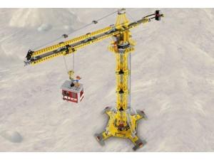 obrázek Lego 7905 City Věžový jeřáb