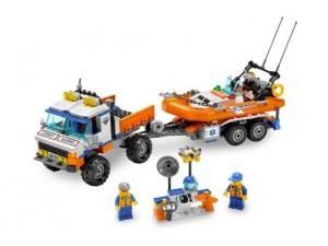 obrázek Lego 7726 City Pobřežní hlídka