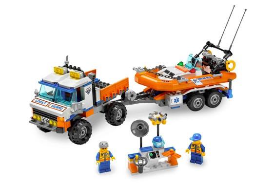 Lego 7726 City Pobřežní hlídka