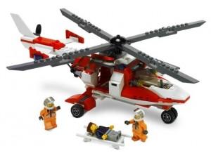 obrázek Lego 7903 City Záchranářský vrtulník