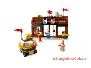 obrázek Lego 3833 SpongeBob Krusty Krab