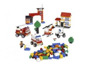 obrázek Lego 6164 Creator Záchranáři