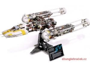 obrázek Lego 10134 Star Wars Y-wing Attack Starfighter UCS
