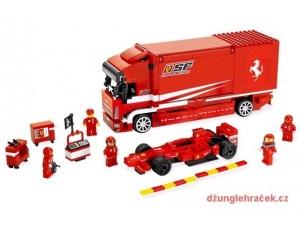 obrázek Lego 8185 Ferrari Truck F1