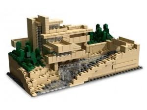 obrázek Lego 21005 Architecture Dům Fallingwater