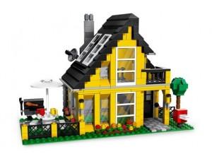 Lego 4996 Creator Plážový domek
